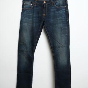 SOLD Nudie Jeans Long John Vintage Denim